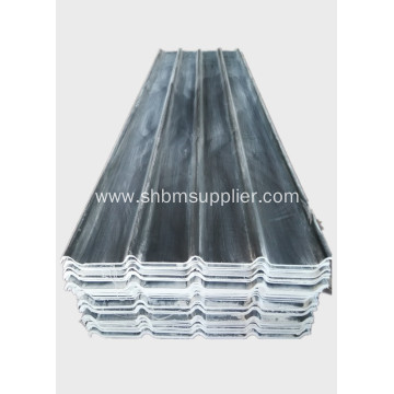 Anti-corrosion Fire-Resistant MgO Roofing Sheet