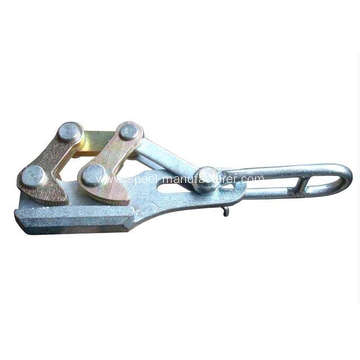 Dual Cam Ground Wire Pulling Gripper