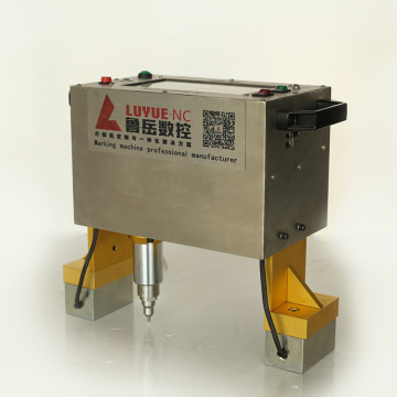 Metal Nameplates Vin Number Dot Pin Marking Machine