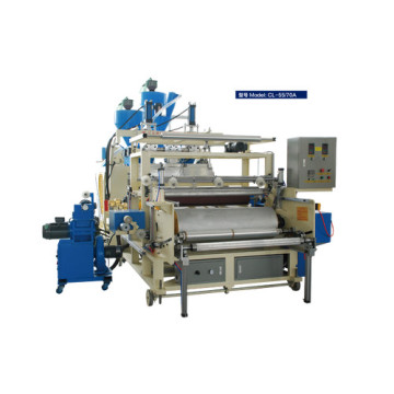 Co-extruding PE Stretch Film 1000mm Casting Machine