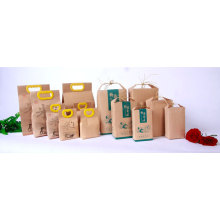 5 kg Wheat Flour Powder SOS Packaging Bag
