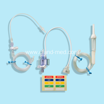 CE ISO Disposable IBP Blood Pressure Transducer