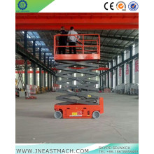 10m CE Battery Operated Self-propelled Aerial Work Platform