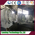 efficient waste tyre pyrolysis to oil plant