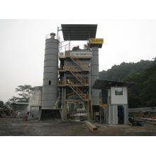RD200 stationary asphalt plant