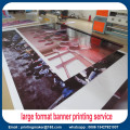 Full Color Custom PVC Banner Printing Service