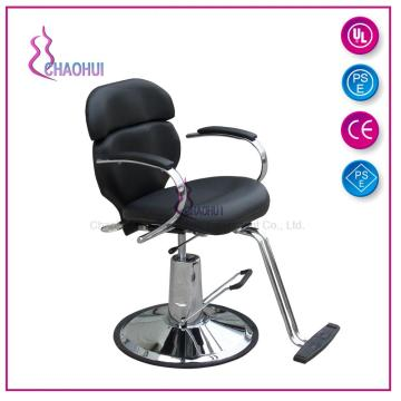 Black color hair salon equipment