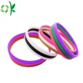 Promotional Custom Brand Fashion Sport Silicone Bracelet