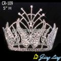 Rhinestone Crowns Butterfly Custom Tiaras