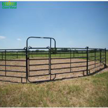 Heavy Duty Galvanized Used Livestock Horse Fence Panels