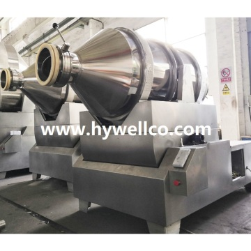 Solid Material Mixing Machine with Large Capacity