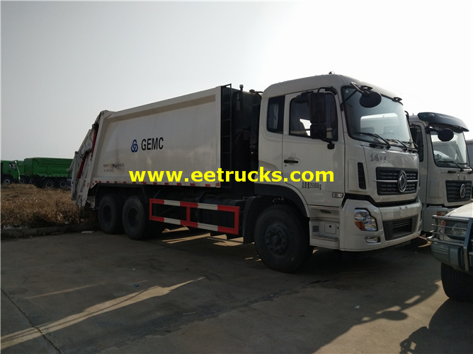 16 CBM Compressed Rubbish Trucks