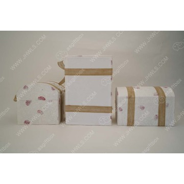 High end retro paper storge box