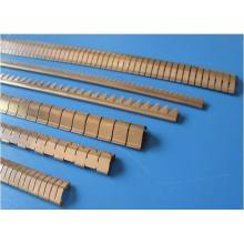 Best Price for for Beryllium Copper Finger Stock Gasket Fingerstock And Spring Contacts export to Poland Manufacturer