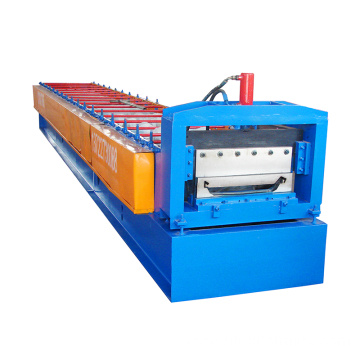 Factory price 788mm width joint hidden roll forming machine supplier