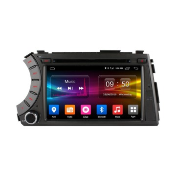 "7"" car radio dvd gps for Kyron"