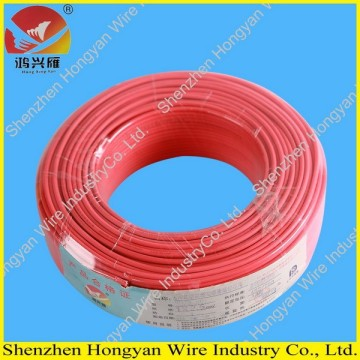Single Core Copper PVC Electrical Wire 100m/roll
