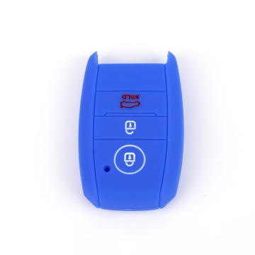 Rubber Key Cover Car Lady for Kia