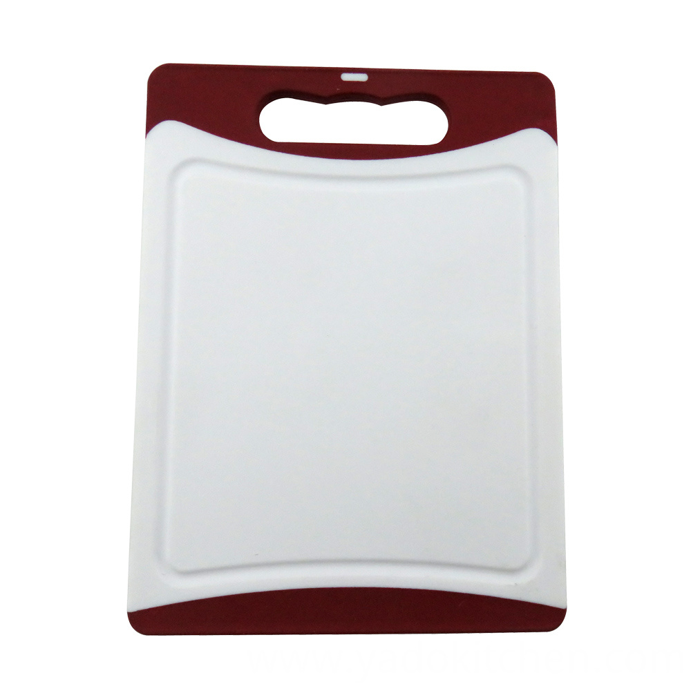Nonslip Plastic Cutting Board