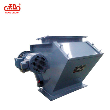 Matching Feeder Impeller Dengan Hammer Mill