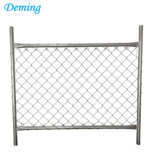 Factory provide nice price for Chain Link Wire Mesh Fence PVC Coated Chain Link Fence Price supply to Martinique Manufacturers