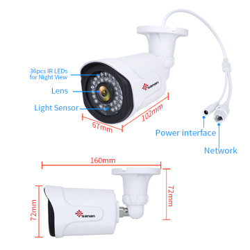 Ceamara CCTV sreinge 5MP 4 in 1