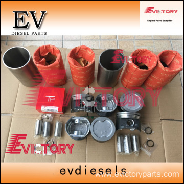 excavator 1FZ engine gasket bearing piston ring liner
