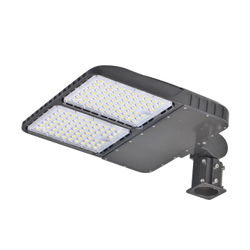 300 Watt Led Shoebox Light Fitfit 39000LM