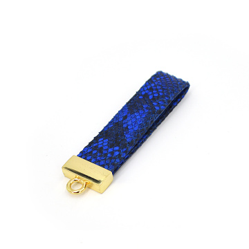 Wholesale Custom Fashion Highly Soft Pu Leather Keychain