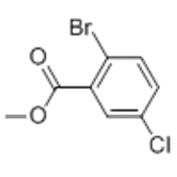 METHYL 2-BROMO-5-CHLOROBENZOATE  CAS 27007-53-0