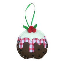 Good Quality for Personalized Christmas Ornament Christmas pudding hanging ornaments supply to Japan Manufacturers