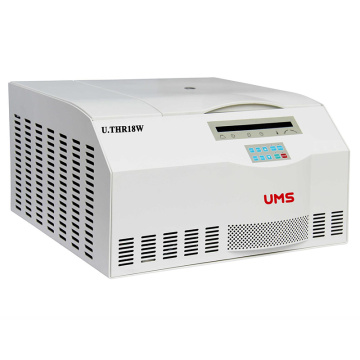 U.THR18W Tabletop High Speed Refrigerated Centrifuge