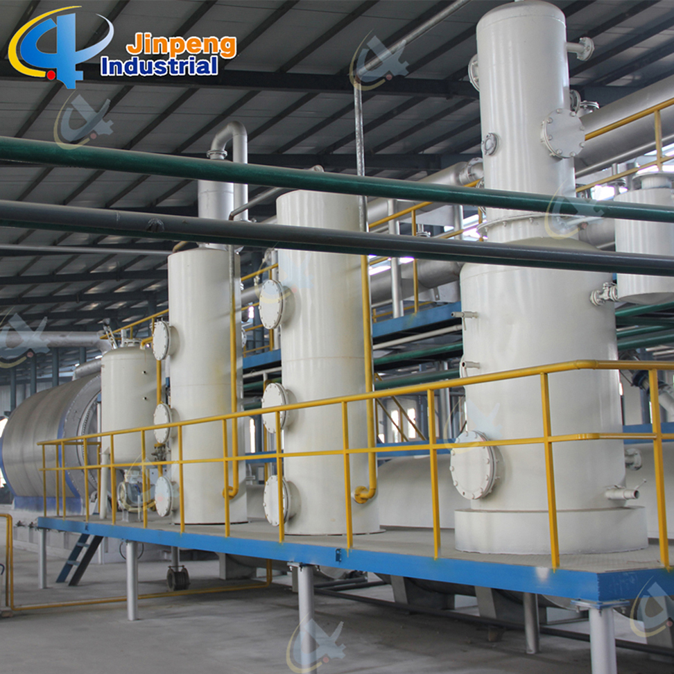 Waste Trye Oil Refining Machine
