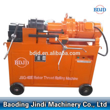 Rebar Rib Stripping Steel Bar Thread Rolling Machine