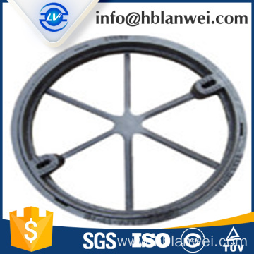 10 Years manufacturer for Cast Iron Manhole Cover B125 concrete manhole cover export to Vietnam Factories