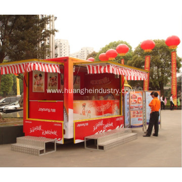 Outdoor Multi-Functional Shop Mini Vending Store