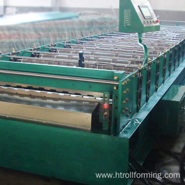 Factory OEM customized length wall roll forming machine