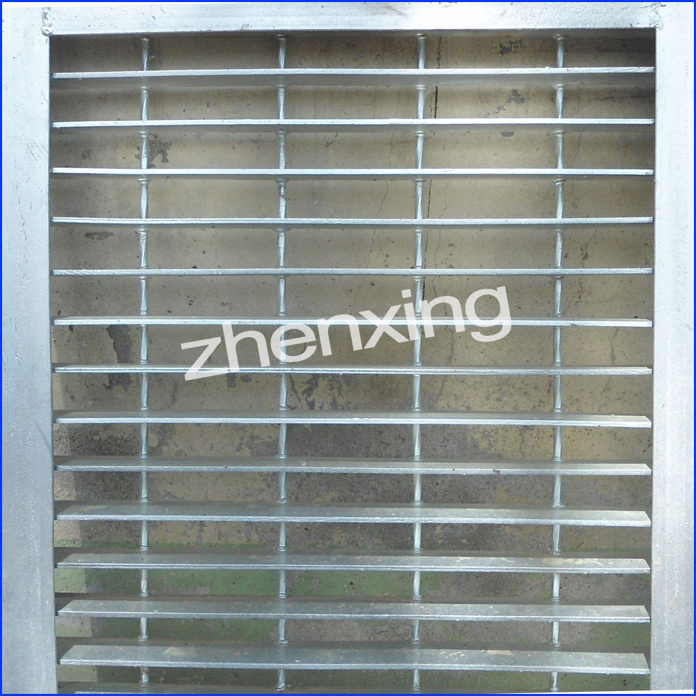 Steel Drainage Grating