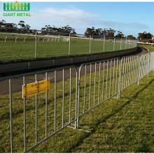 superior quality galvanized crowd control barrier for sale