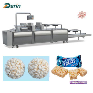 Crunchy Granola Oat Honey Bar Forming Machine