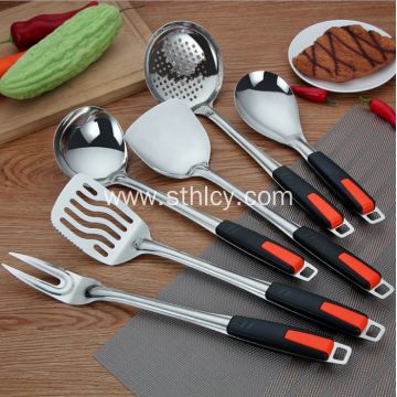 Home Kitchen Utensils 6 Piece of Classic Designed
