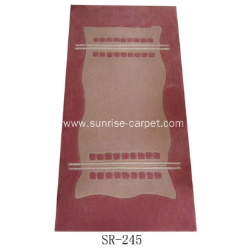 Hand-tufted with Fashion Design Runner Carpet