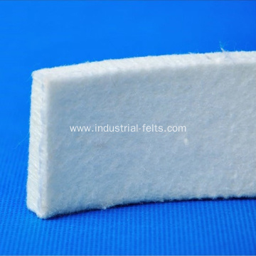 Polyester Felt Belt Strip Pad For Aluminum Industry