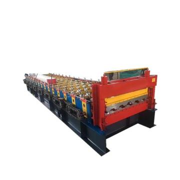 Customized freight container board roll forming machine