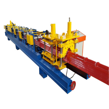 Arched Metal Ridge Cap Roll Forming Machine