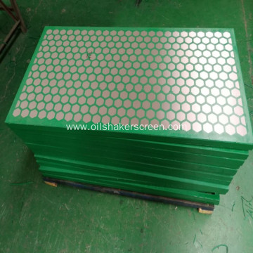 SWACO  Steel  Frame  Screen