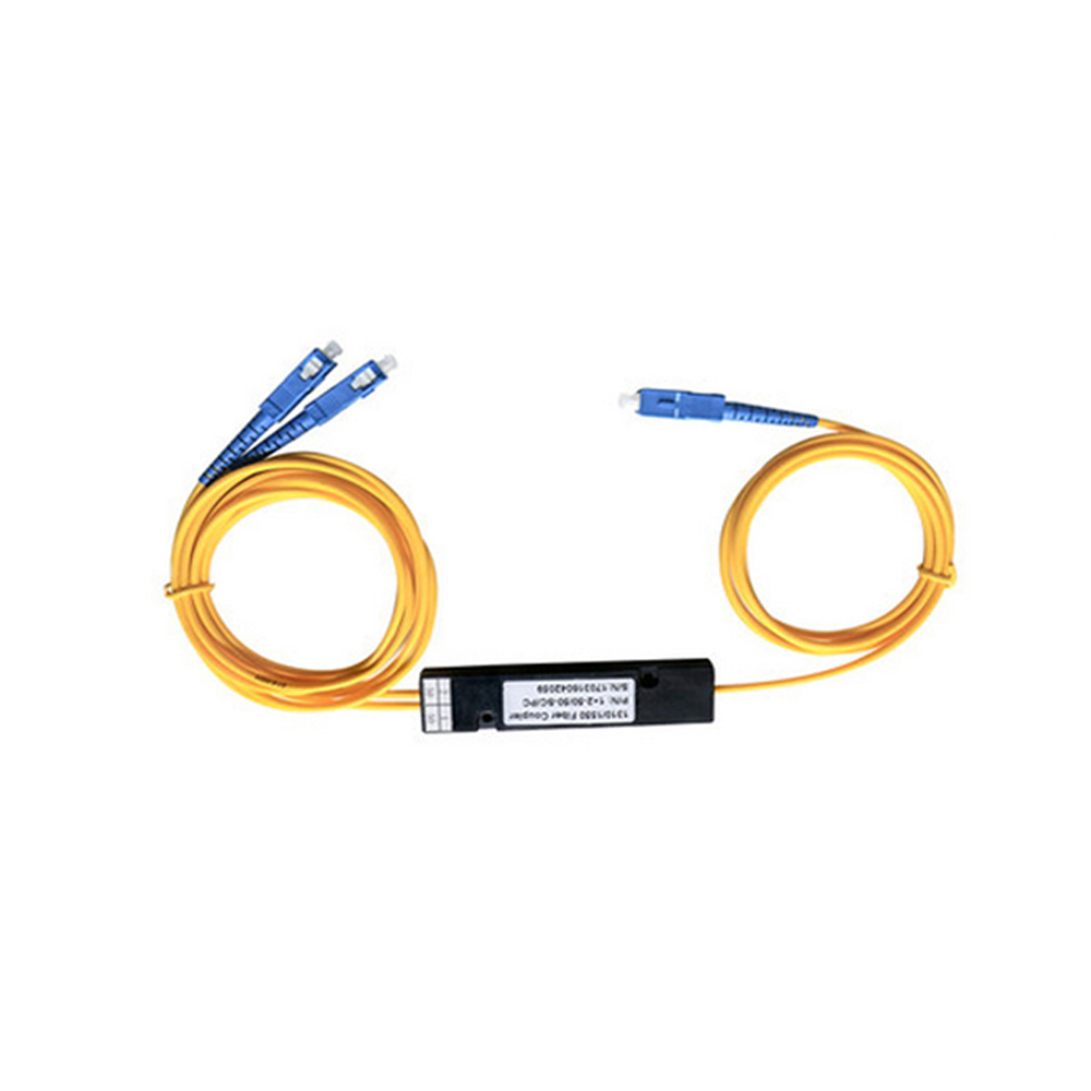 1X2 Fiber Optic Coupler Splitter