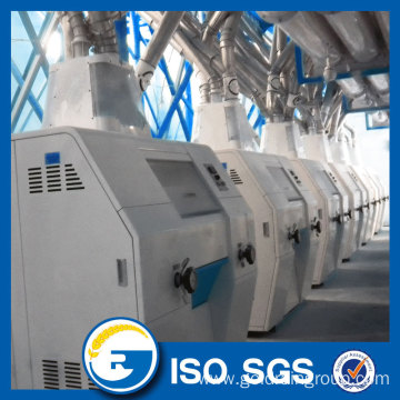 Wheat Flour Mill Production Line