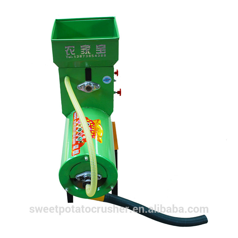 Sweet Potato Arrowroot Starch Making Machine