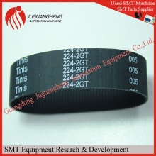 SMT 224-2GT-20 Black Rubber Timing Belts